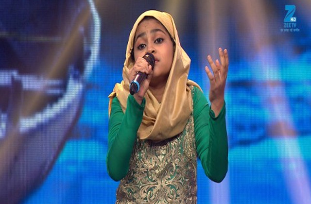 Yumna Ajin - Performance - Episode 7 - March 18, 2017 - Sa Re Ga Ma Pa Lil Champs 2017