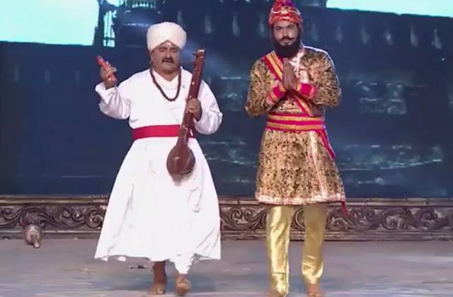 Zee Chitra Gaurav Puraskar 2017 Arun Nalawade Performance