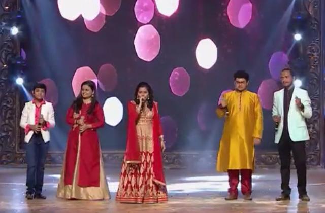 Zee Chitra Gaurav Puraskar 2017 Kartiki And Prathmesh Performance