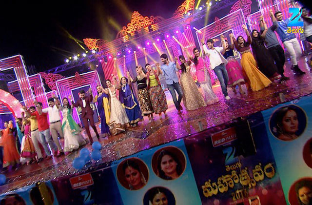 Zee Mahotsavam 2016 - Performance - May 29, 2016 - Part 3