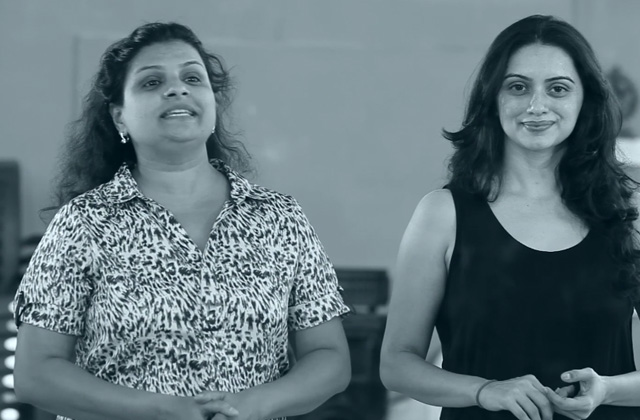 Zee Marathi Awards-2017 | Supriya Pathare & Shruti Marathe's Rehearsals | OZEE Exclusive
