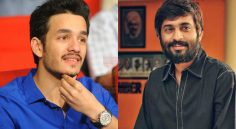 Akhil Team Up with Hanu ?