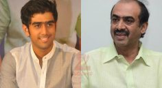 Our son Abhiram project was not confirmed -suresh babu