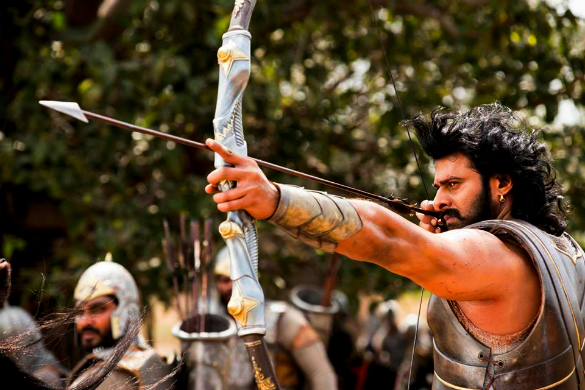 Rajamouli finished crucial part..