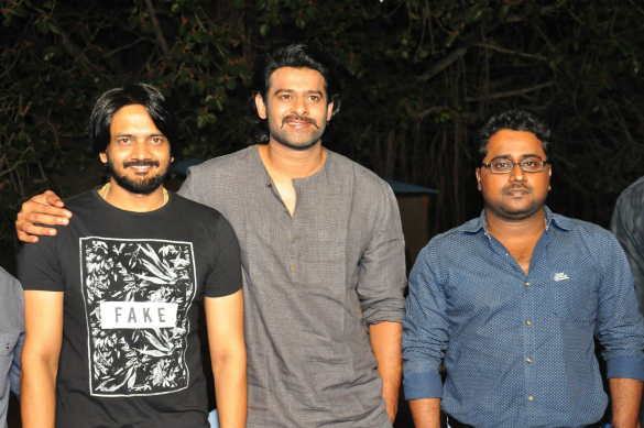 Prabhas launched 'Araku road lo' song teaser..