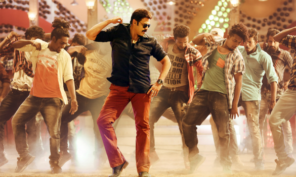 'Babu bangaram' Release on this friday