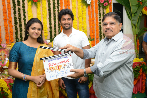 "Nani's ""NENU LOCAL"" launch details…"