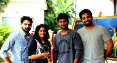 Nani Launches Pichiga Nachav First Look