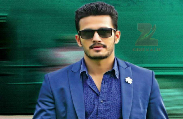 Akhil's Love for Sushanth…