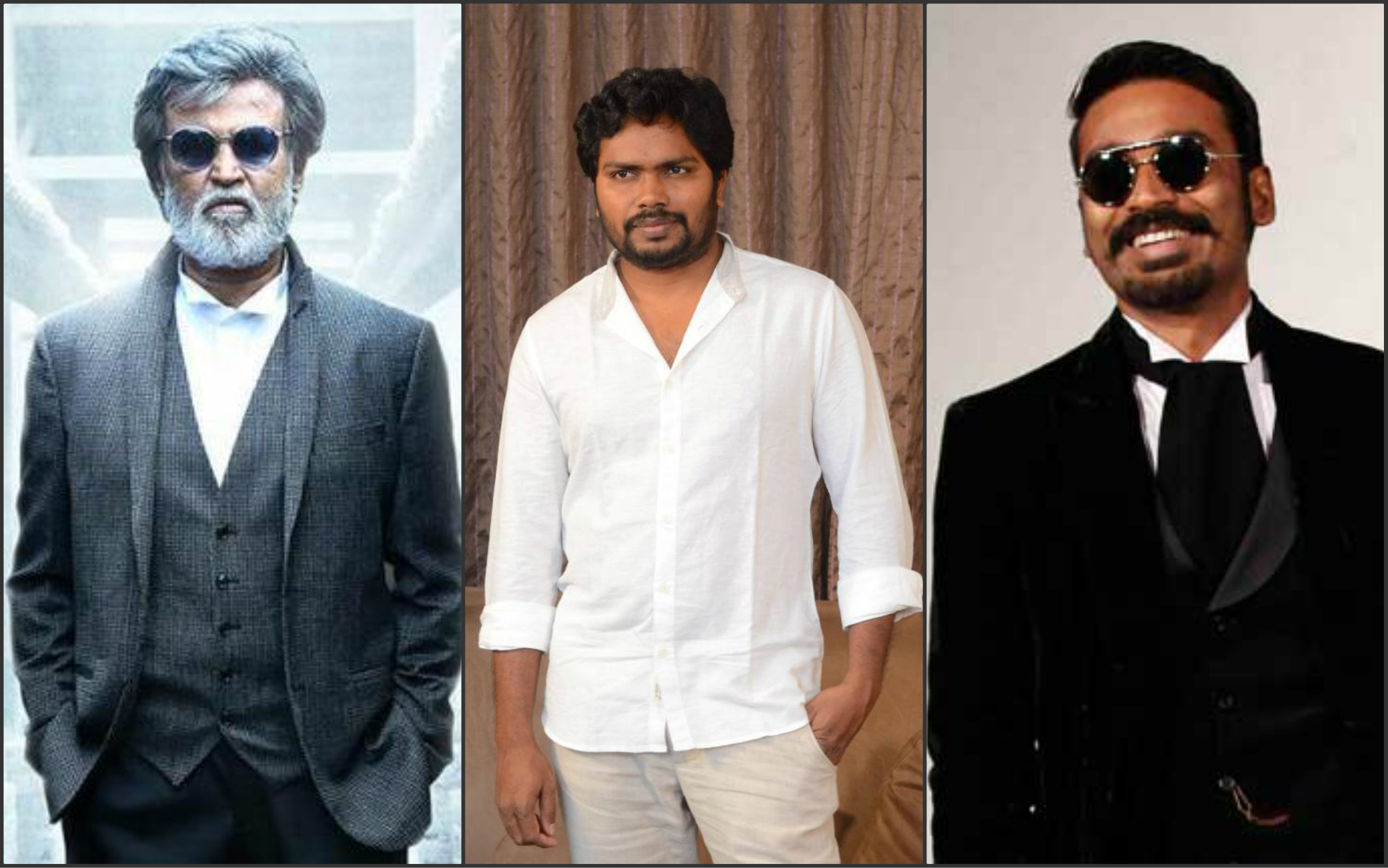 Dhanush producing Rajini's movie