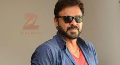 Venkatesh Signs Two Films…
