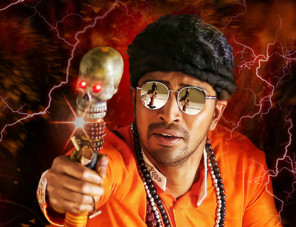 Allari naresh in a horror film !