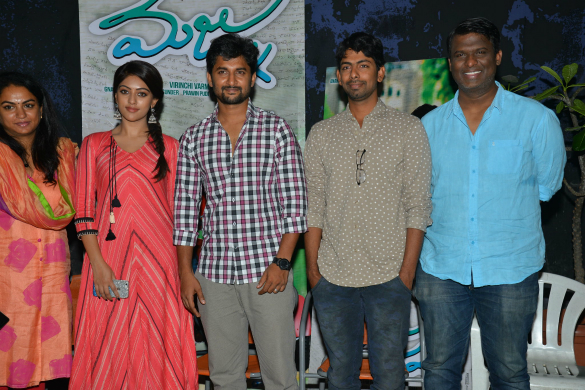'Majnu' Success meet stills