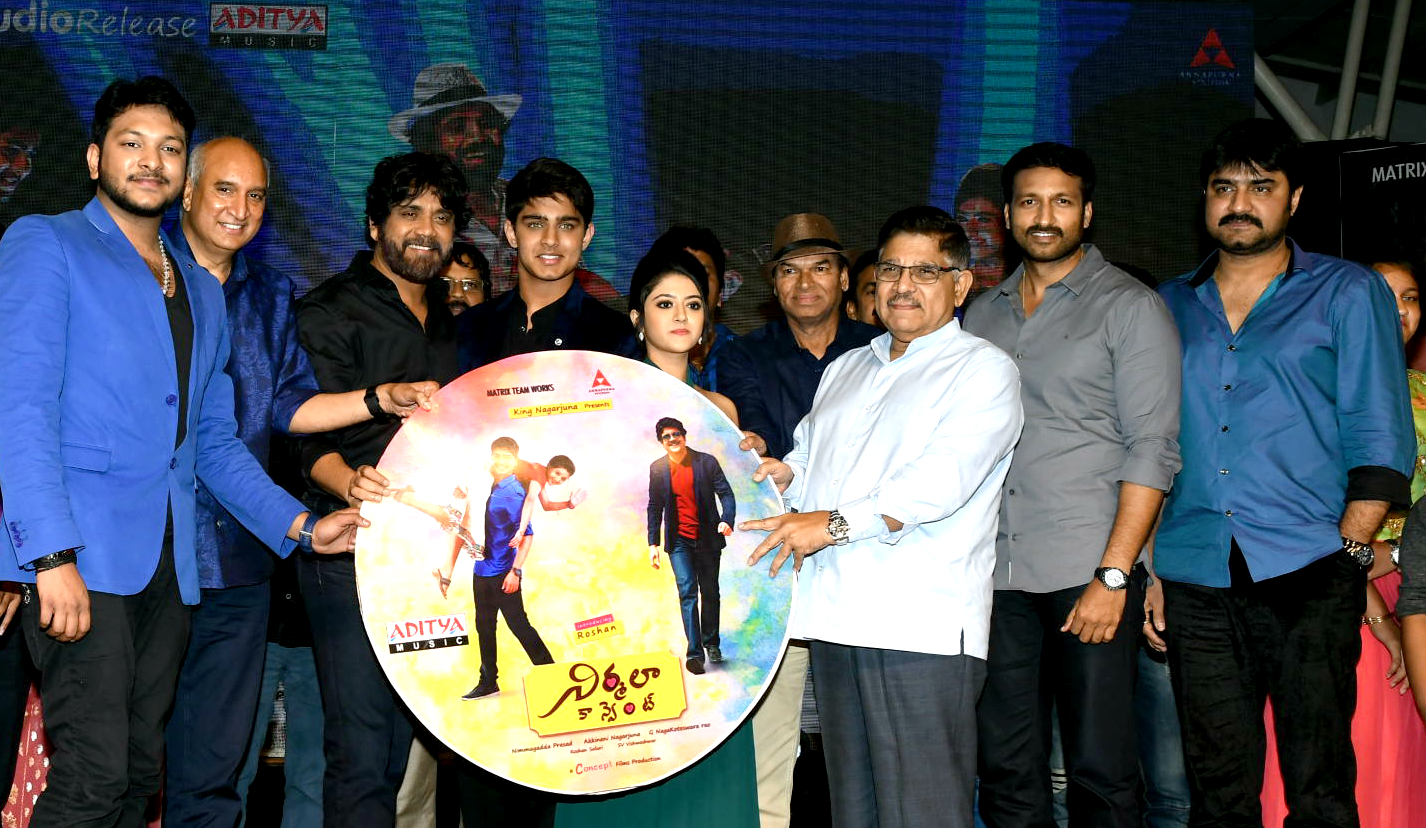'Nirmala Covnet' audio release photos