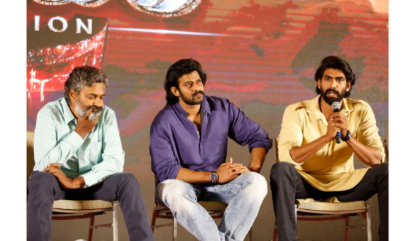bahubali-2 Shooting Updates