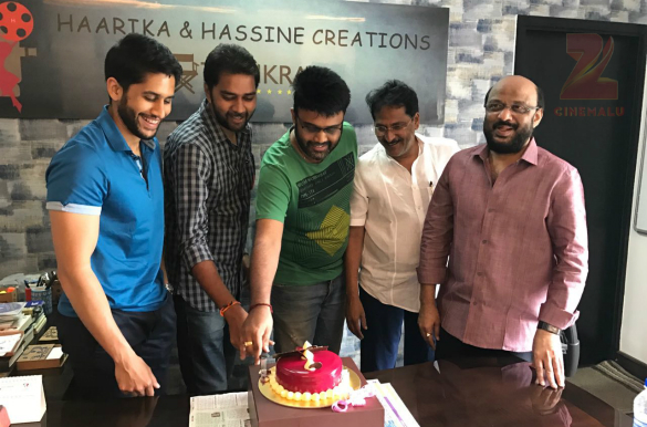 'Premam' Success celebrations..