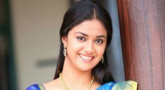 Keerthi Suresh Putting Weight For Mahanati