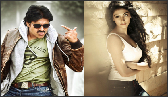 Pooja Hegde to act with Pawan Kalyan