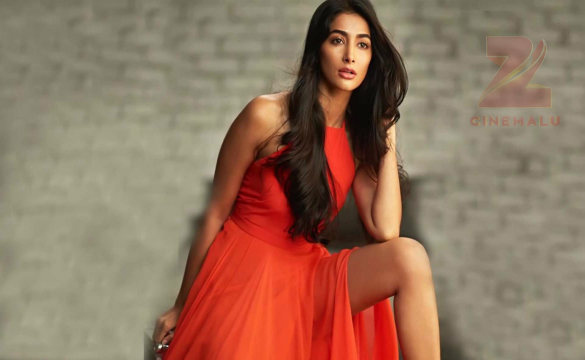 Right break for Pooja Hegde….