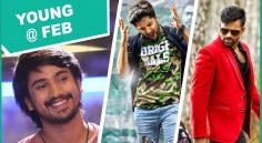 Young Heroes hungama in February….