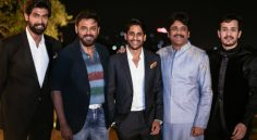 Naga Chaitanya Smantha Engagement