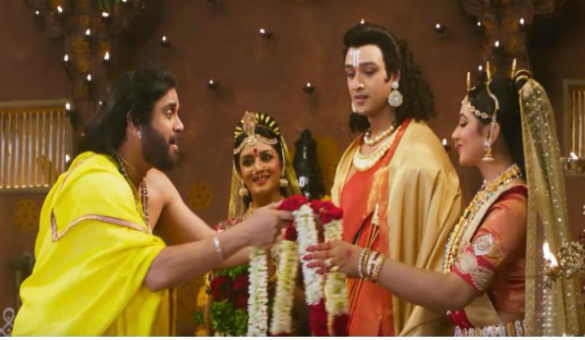 Om Namo Venkatesaya in Waiting List