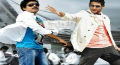 Mahesh, Pawan Hungama on Same Day