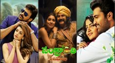 Highlights of SANKRANTI movies