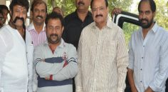 Venkaiah Naidu Watched GPSK Movie at Prasad Lab