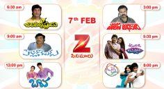 Zee Cinemalu ( February 7th)