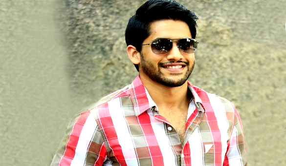 Naga Chatanya Another Venture On Sets