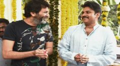 Super Star in Pawan Kalyan Trivikram Cinema