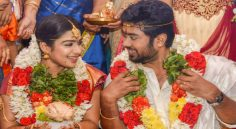 Bichagadu Heroine Got Married