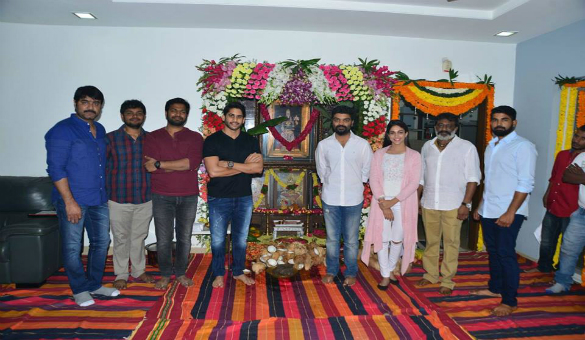 Nagachaitanya Launches Next Film
