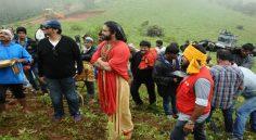 'Om Namo Venkatesaya' stills