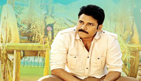 Young Hero In Katamarayudu family….