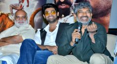 Rajamouli statement about next film..