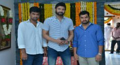 Sumanth New Film Launched