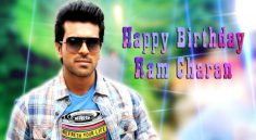 Happy Birthday Ram Charan