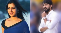Samantha ready for Ram Charan's movies