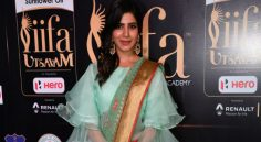Samantha at IIFA Fest