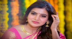 Samantha at Raju gari Gadhi-2 sets…