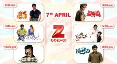 Zee Cinemalu ( April 7th)
