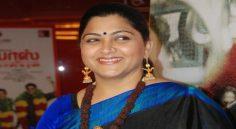 పవన్-త్రివిక్రమ్ మూవీ సెట్స్ లో ఖుష్బూ