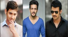 Interesting Titles for Mahesh, Prabhas & Akhil