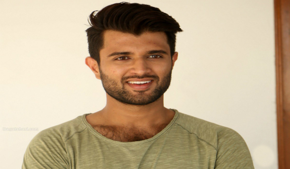 Vijaya Deverakonda New film launched