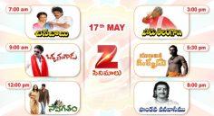 Zee Cinemalu (17th May)