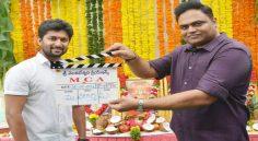 Nani 'MCA' movie launched