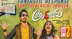 Fantastic Response to 'Andhhagadu' Theatrical Trailer