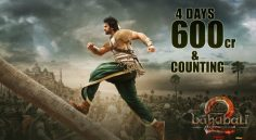 Baahubali-2:  4 days Worldwide Collections